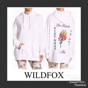 SALE - Rare Wildfox Hoodie